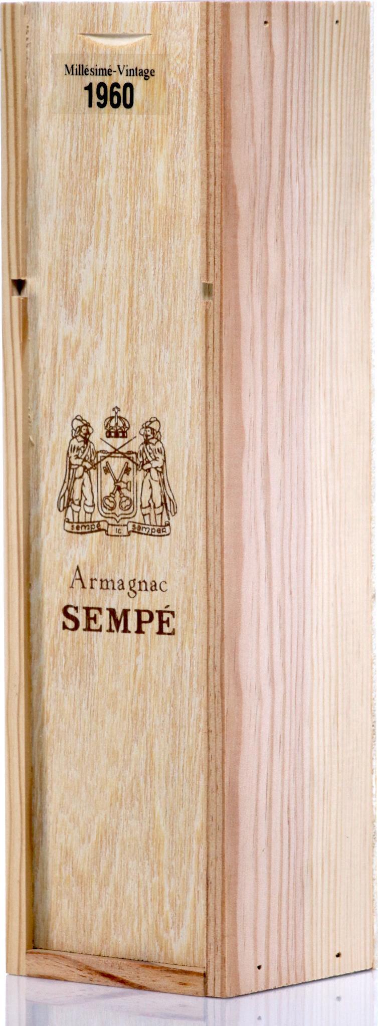 Armagnac 1960 Sempé