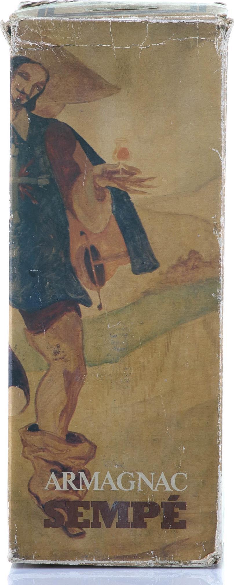 Armagnac 1904 Sempé