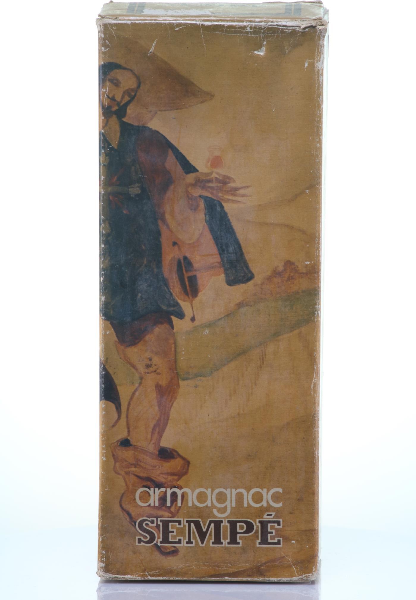 Armagnac 1900 Sempé