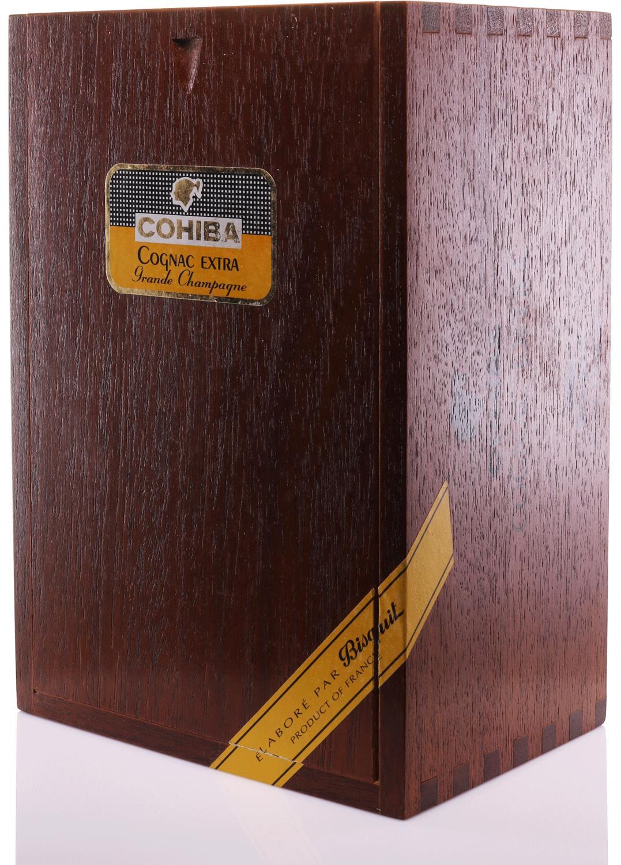 Cognac Bisquit Extra Cohiba Carafe