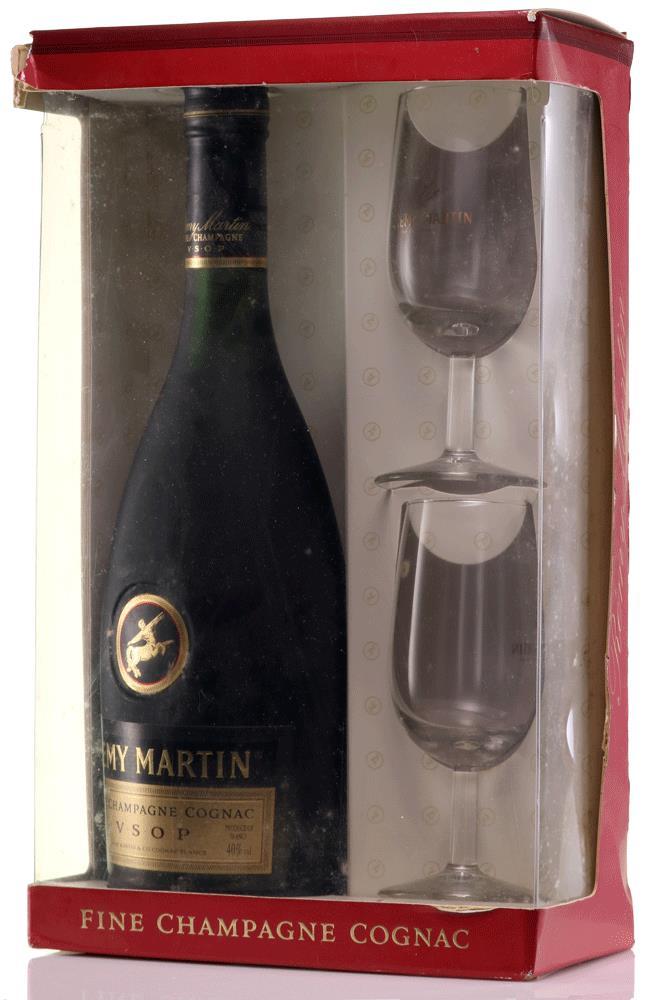 Cognac V.S.O.P. Rémy Martin 1980s