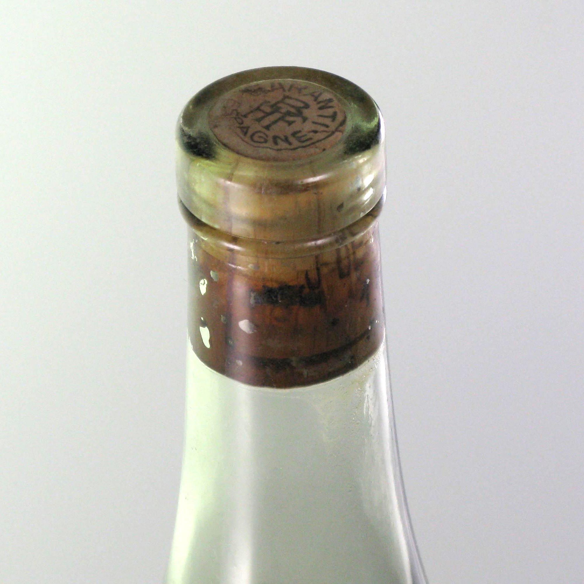 Cognac 1875  J. de Courbiac