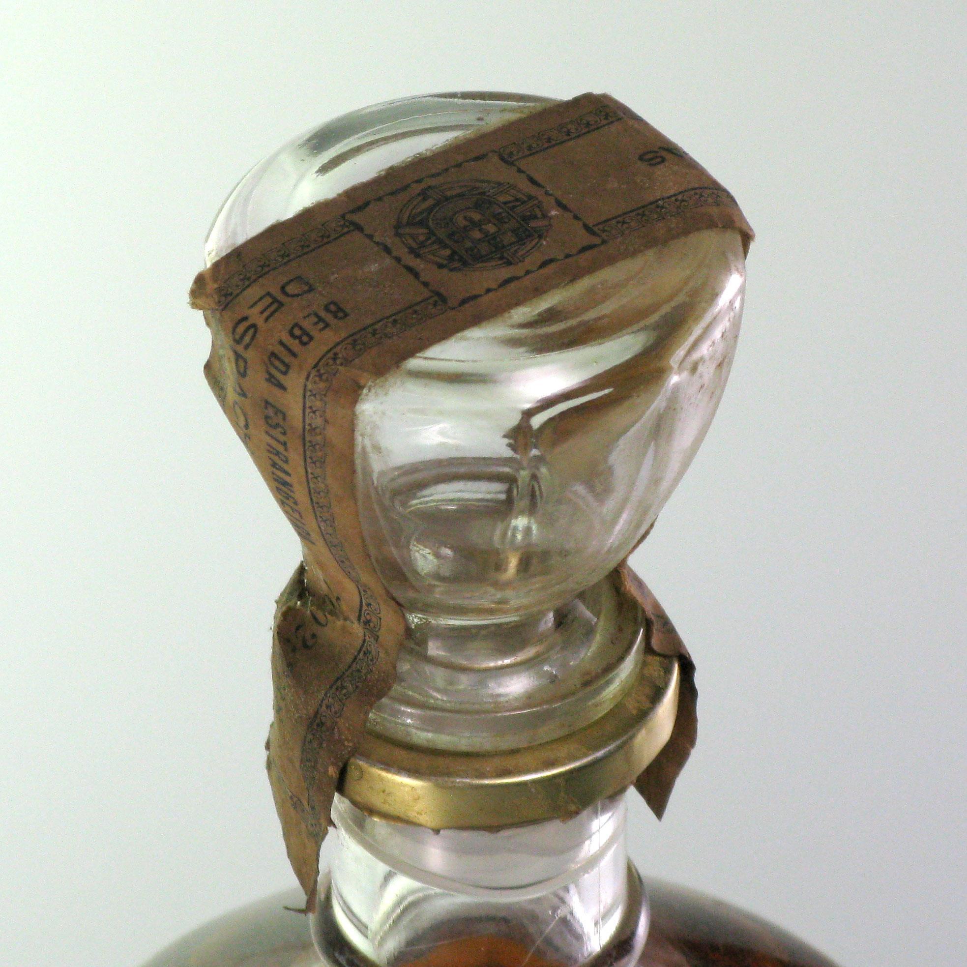 Cognac Prince Hubert de Polignac Carafe 50cl