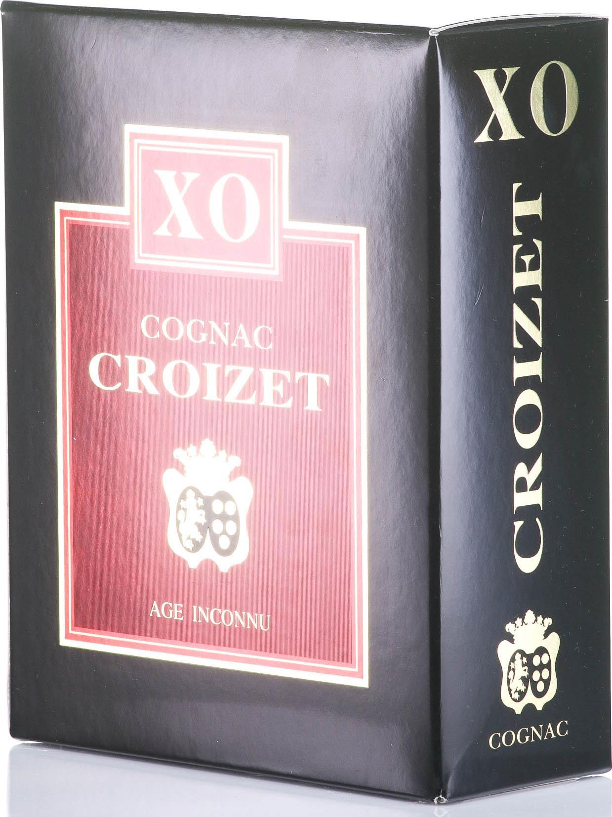 Cognac Croizet XO Age Inconnue