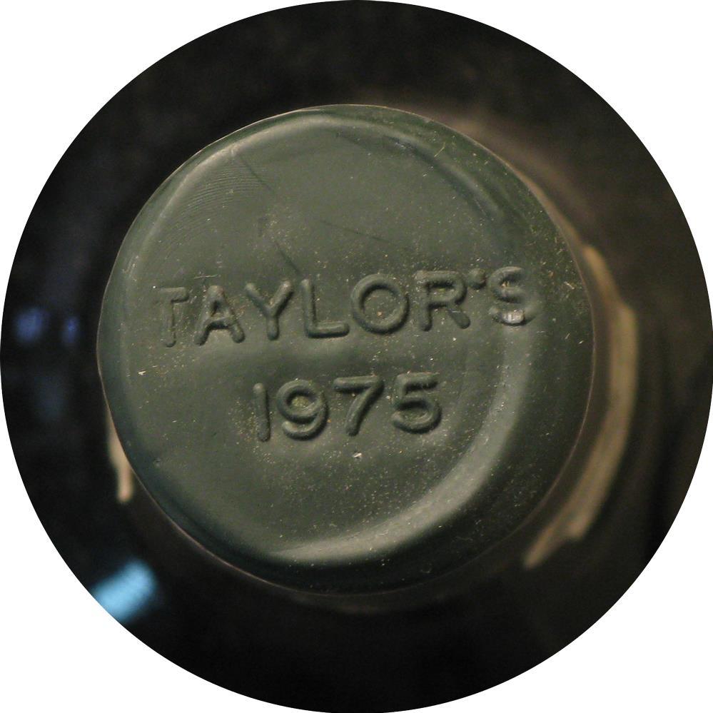 Port 1975 Taylor, Fladgate & Yeatman