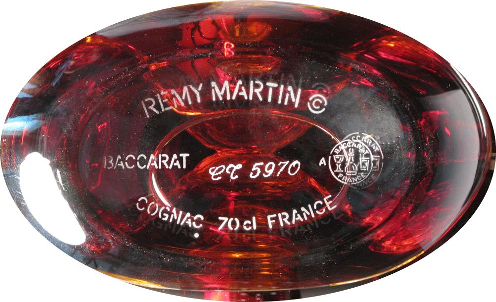 Cognac Rémy Martin Louis XIII Classic 90s