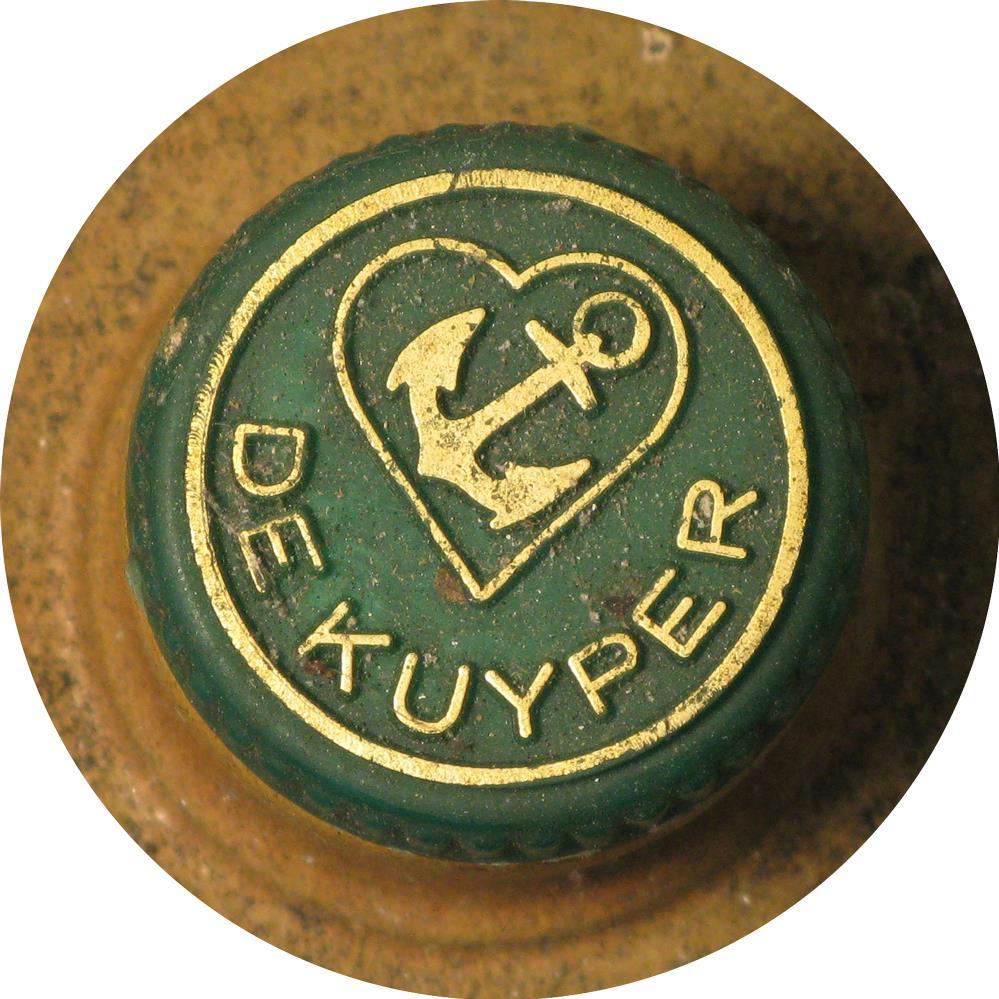 De Kuyper Jenever 1960s
