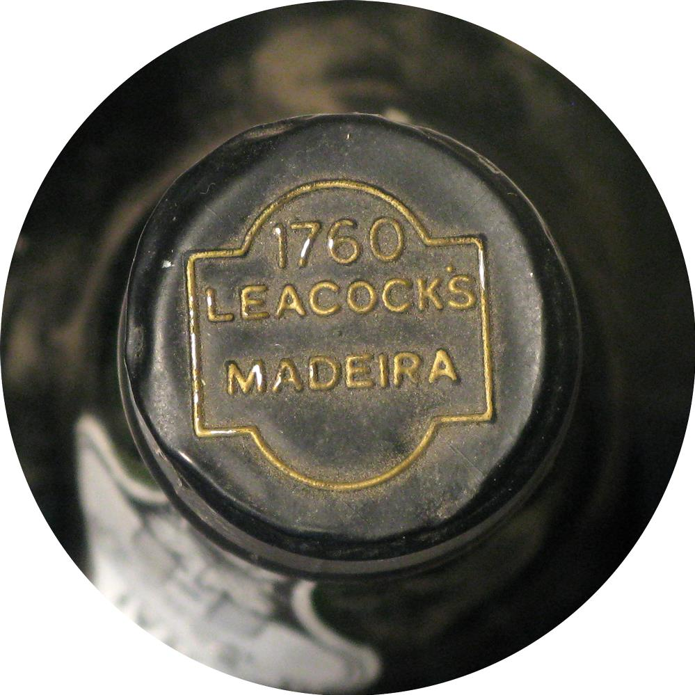 Madeira 1966 Leacock's