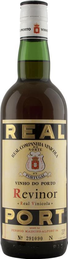Port Real Companhia Vinicola Revinor (2287)