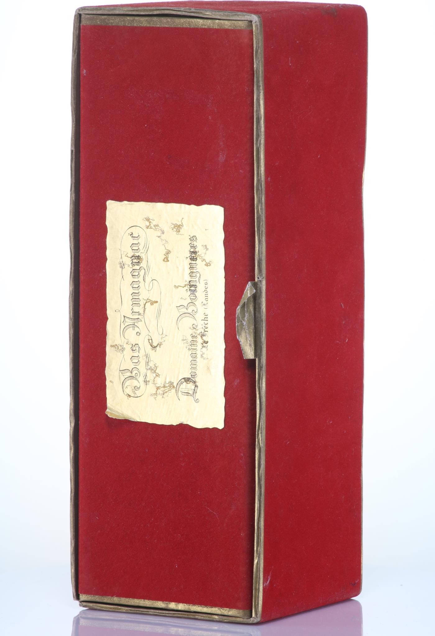 Armagnac 1953 Domaine Boingnères