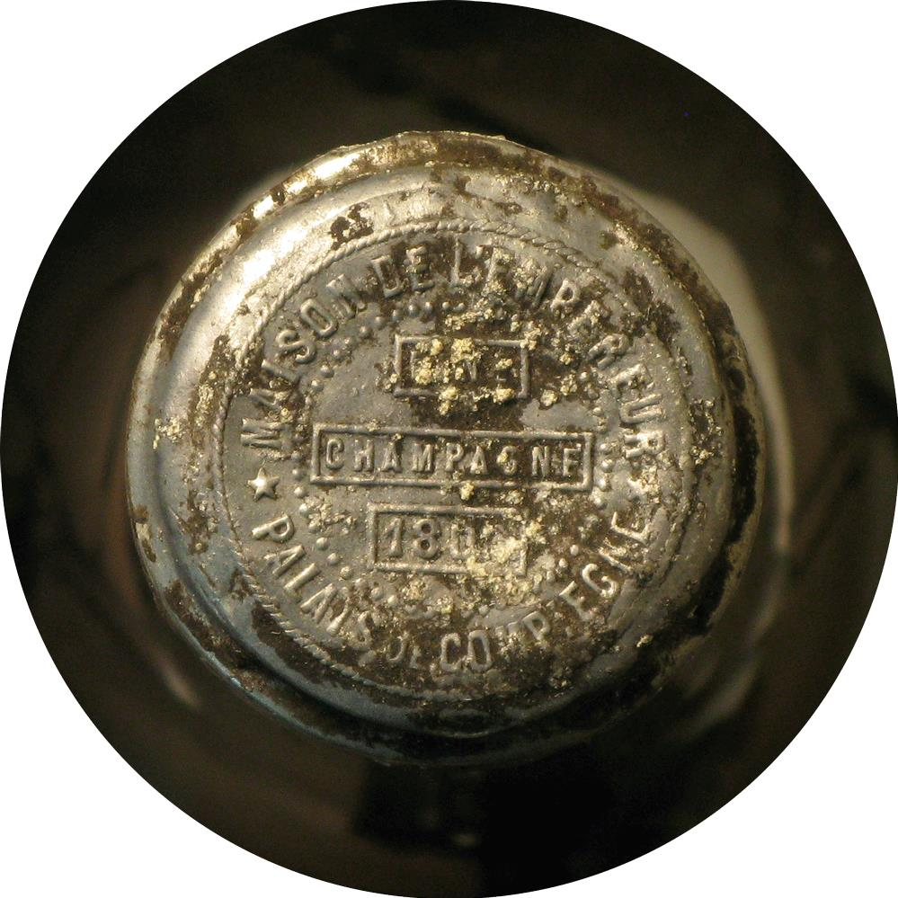 Cognac 1802 Maison de L'Empereur