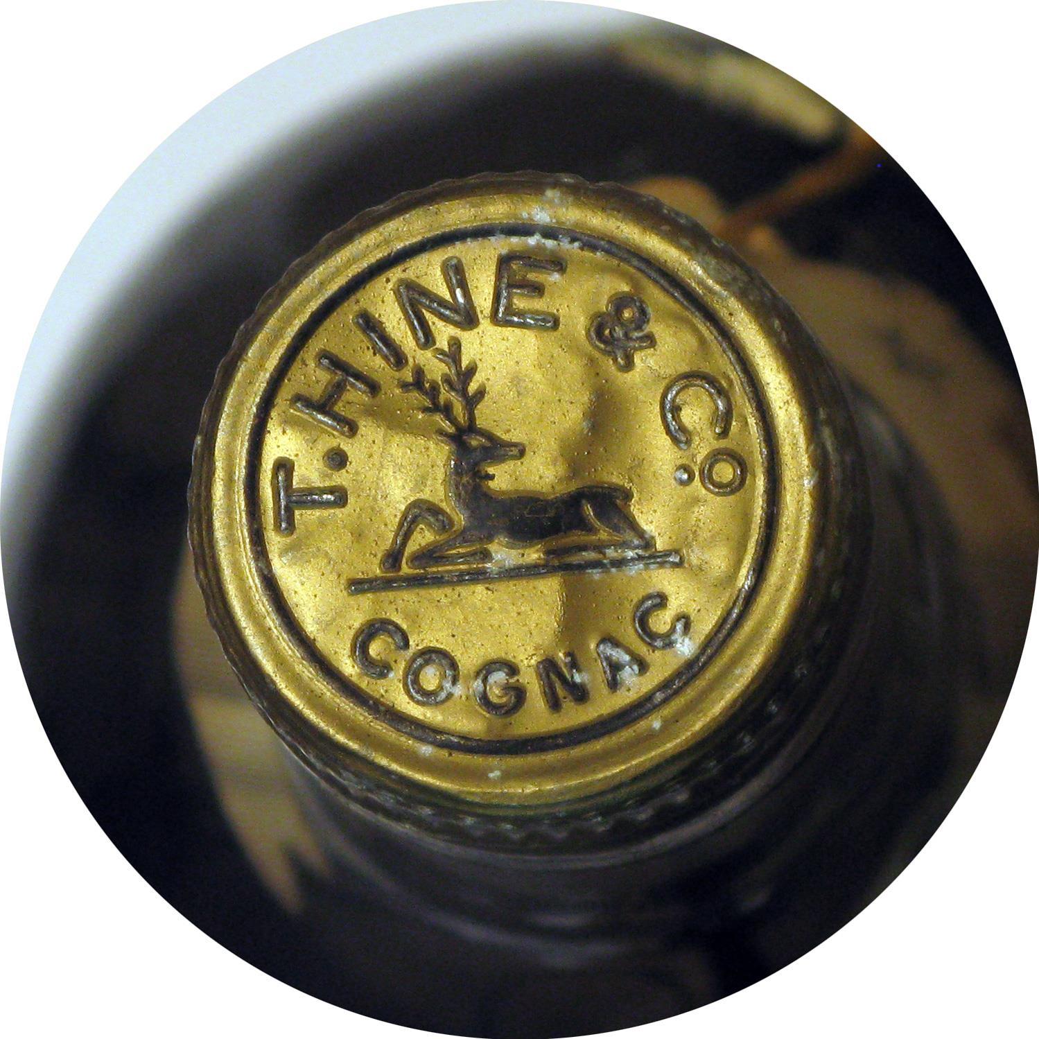Cognac Hine Three Star Annee du Bicentenaire