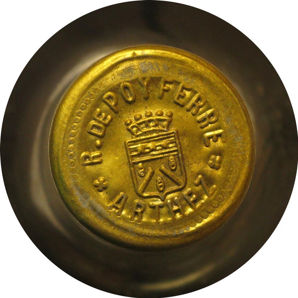 Armagnac 1927 Domaine de Jouanda