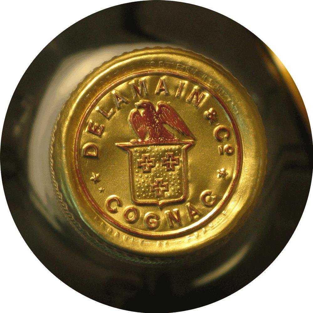 Cognac 1960 Delamain OWB