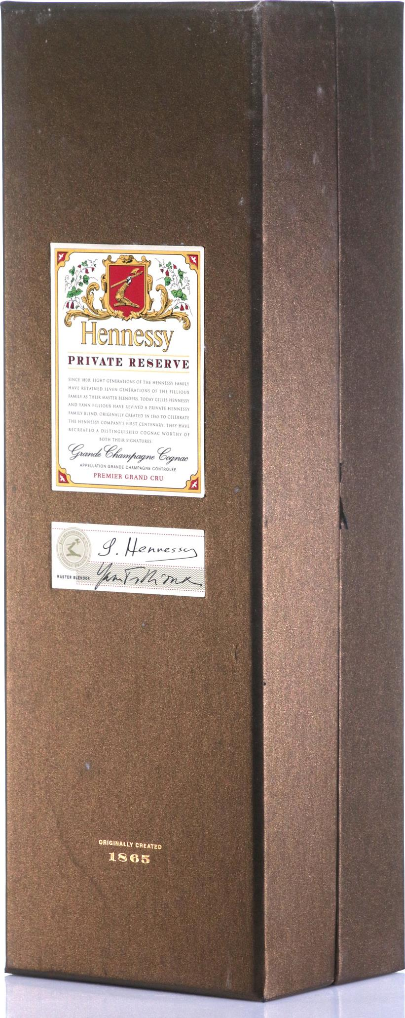 Cognac 1865 Hennessy Private Reserve