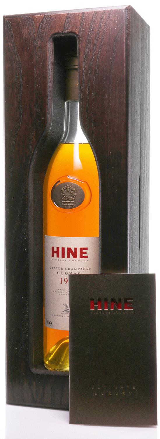 Cognac 1953 Hine Grand Champagne Jarnac aged