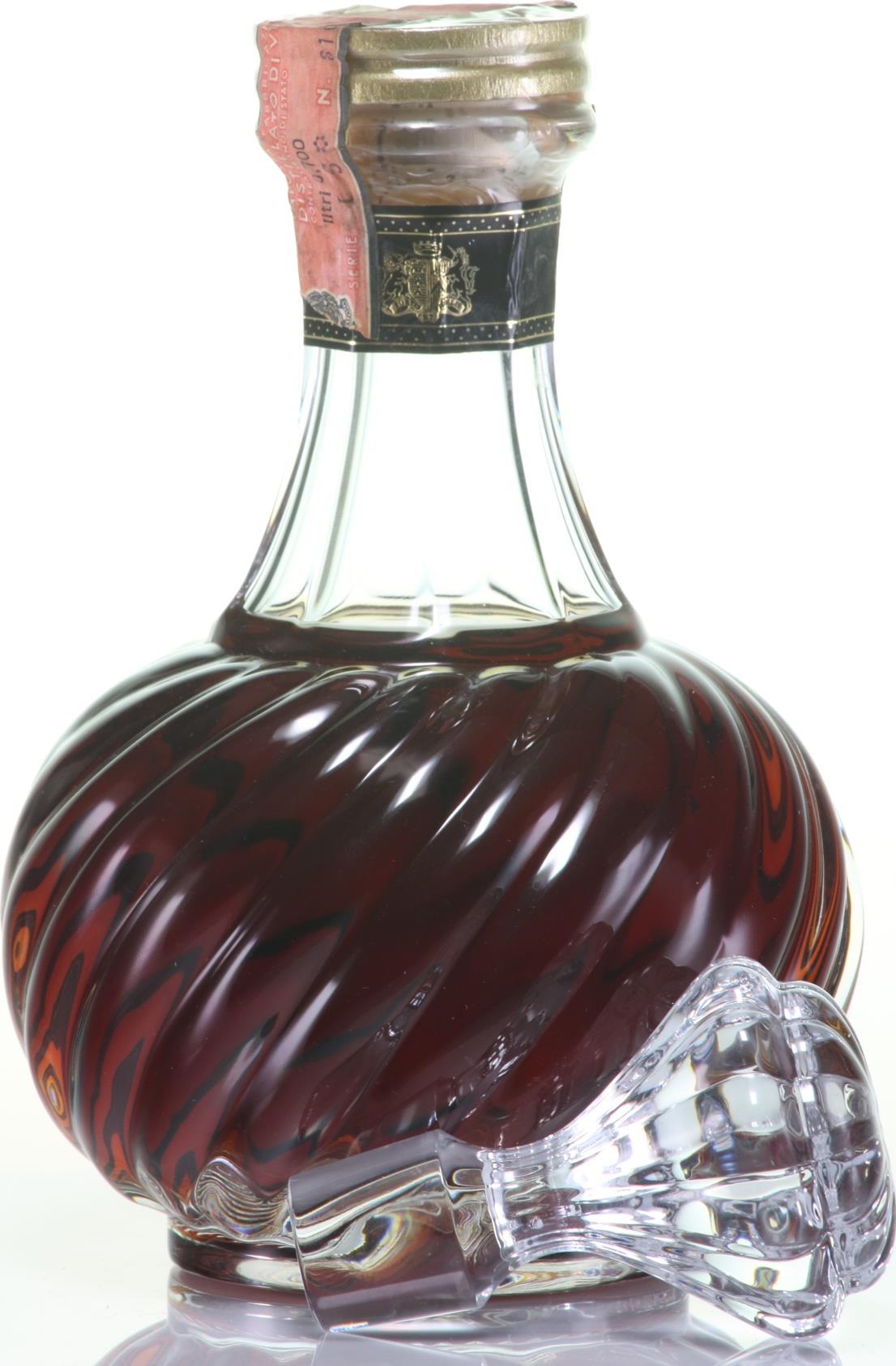 Cognac Otard XO Chrysta Decanter + Stopper