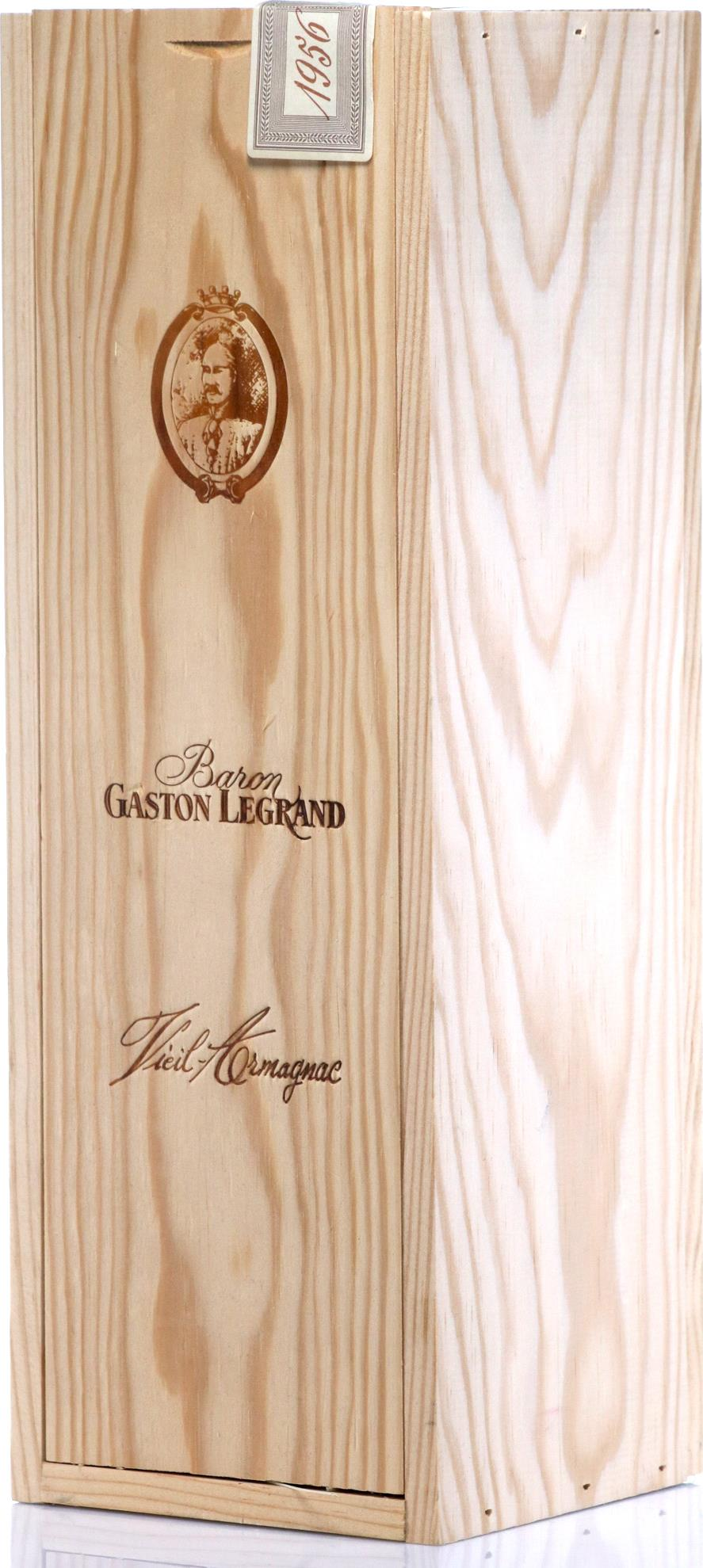Armagnac 1956 Baron Gaston LeGrand