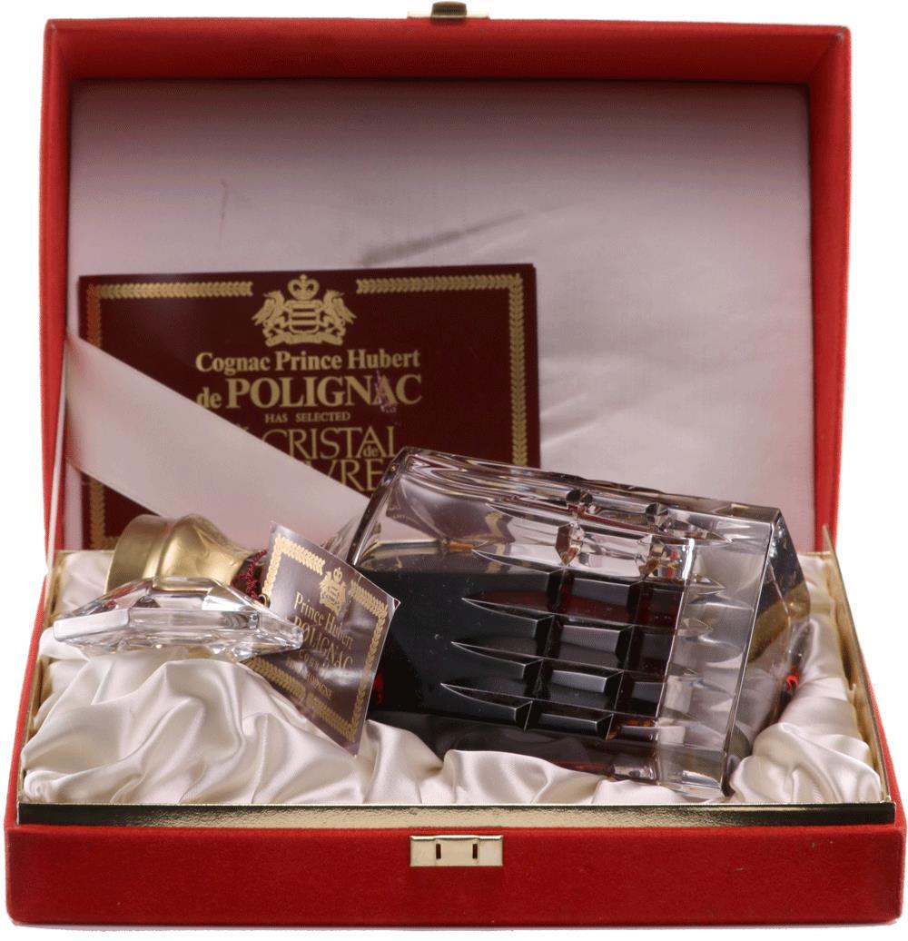 Cognac Prince Hubert de Polignac Carafe 750ml