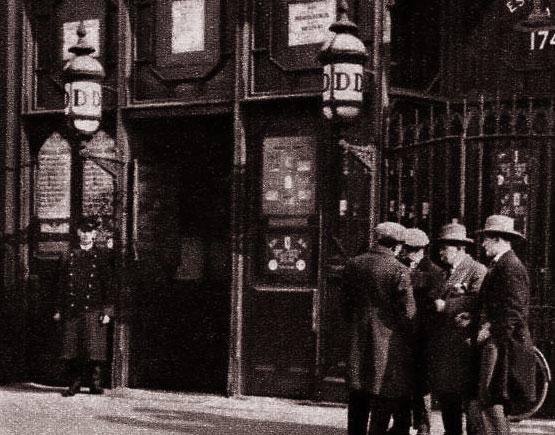 19th century London
