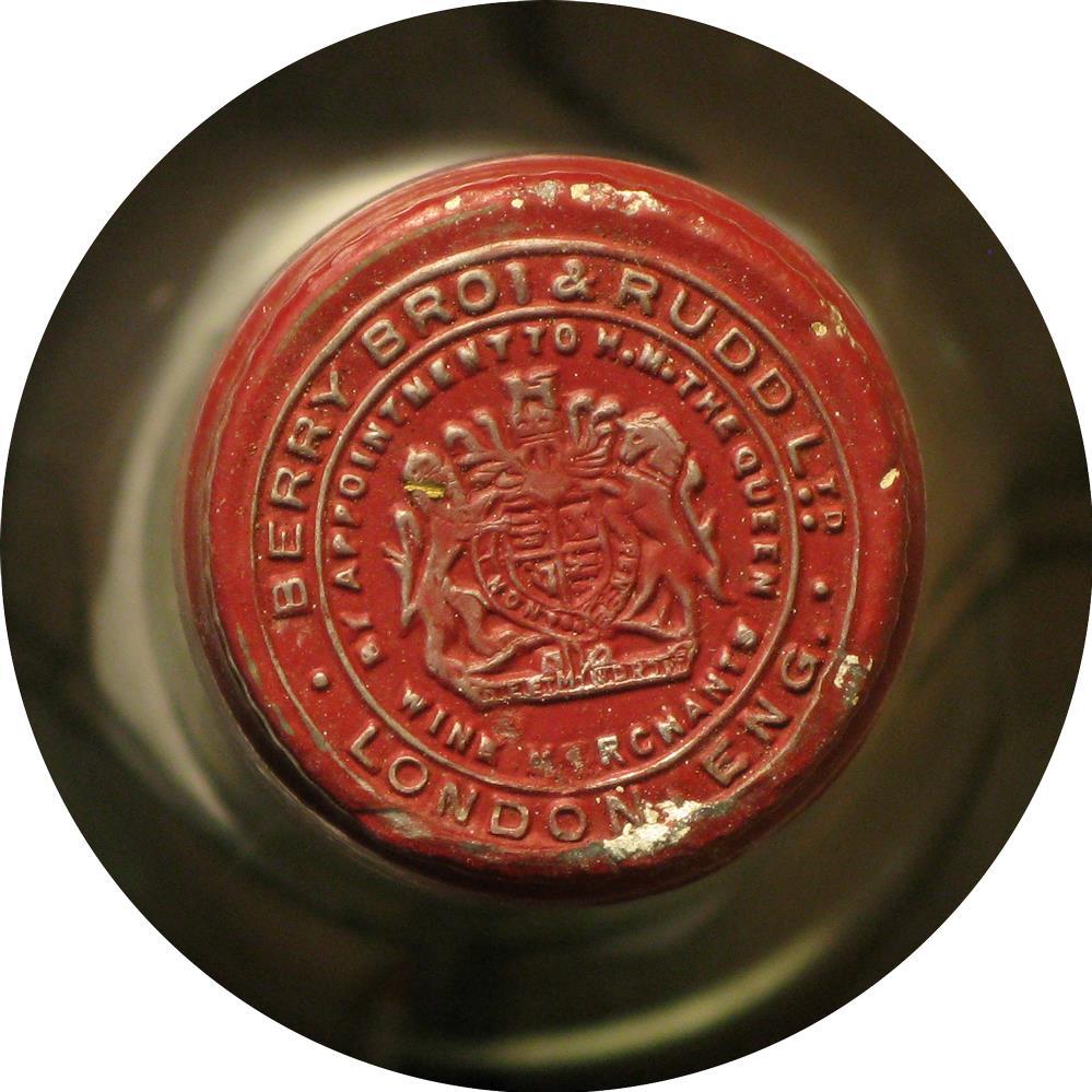 Cognac 1929 Berry Brothers & Rudd