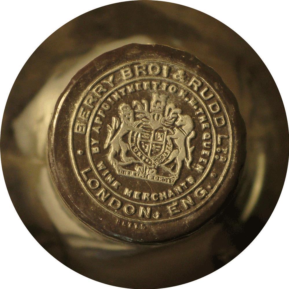 Cognac Fine Liqueur 1940 Berry Brothers