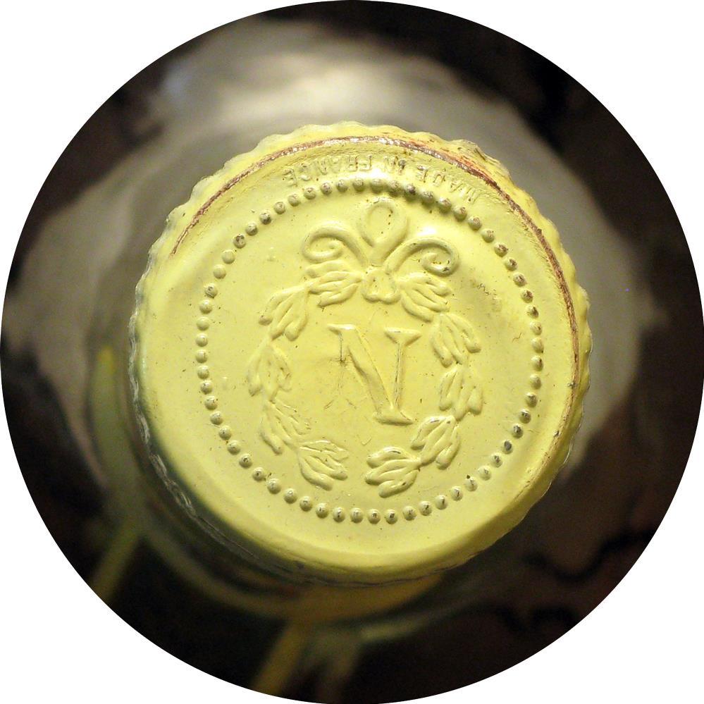 Cognac John Exshaw Réserve D'Austerlitz 1970s