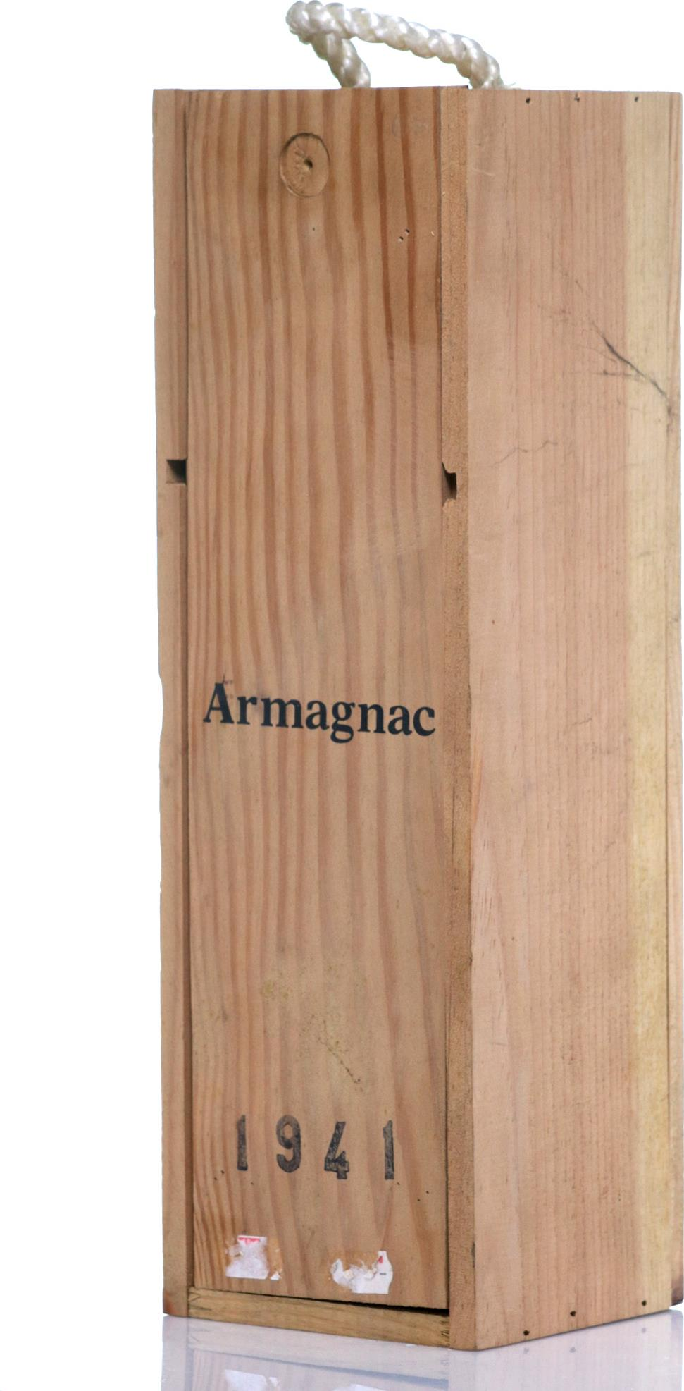 Armagnac 1941 Comte de Perac