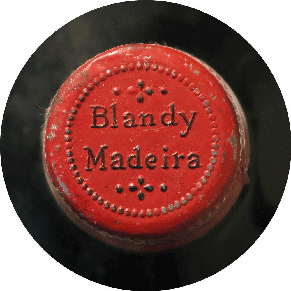 Madeira 1851 Blandys Boal Solera