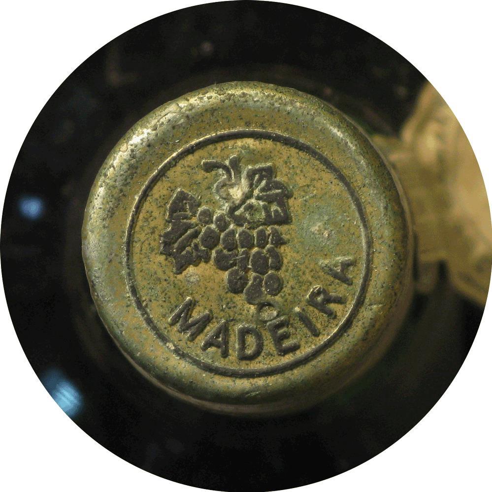 Madeira 1933 Companhia Vinicola Malvasia