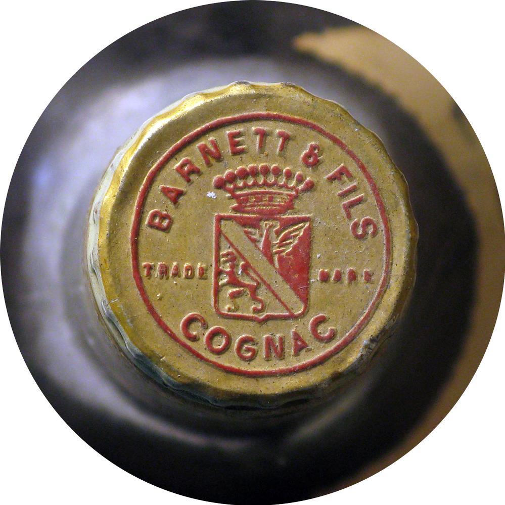 Cognac 1893 Barnett & Fils