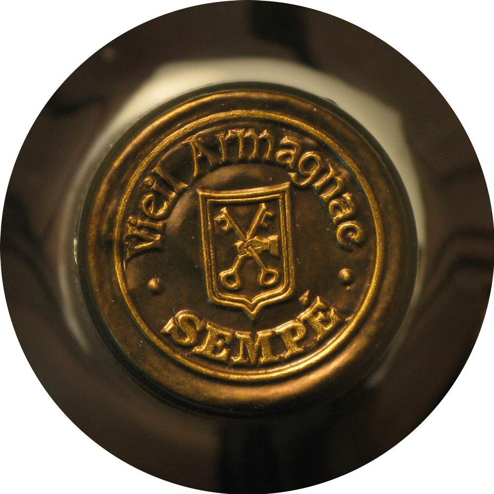 Armagnac 1961 Sempé