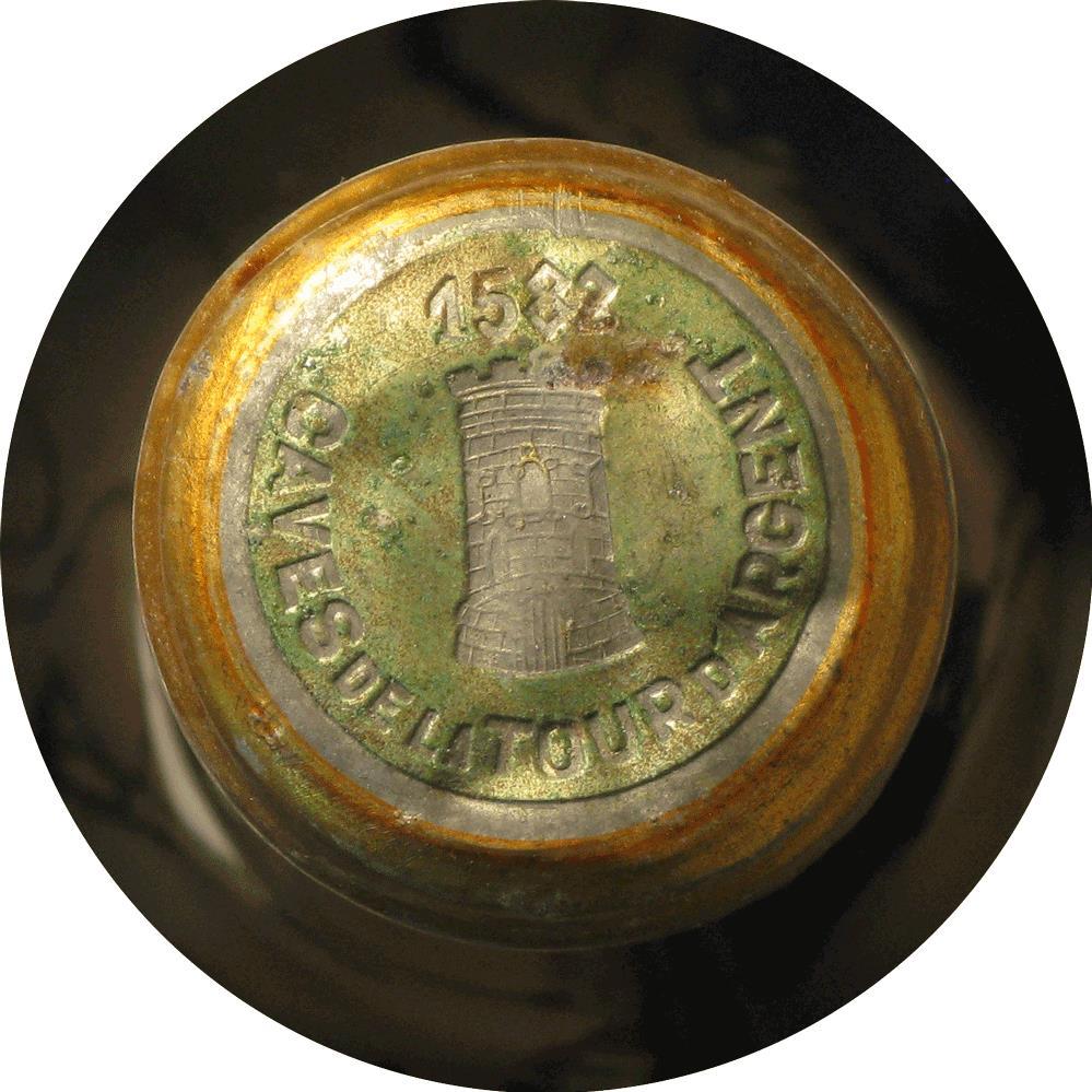 Cognac 1893 La Tour d'Argent
