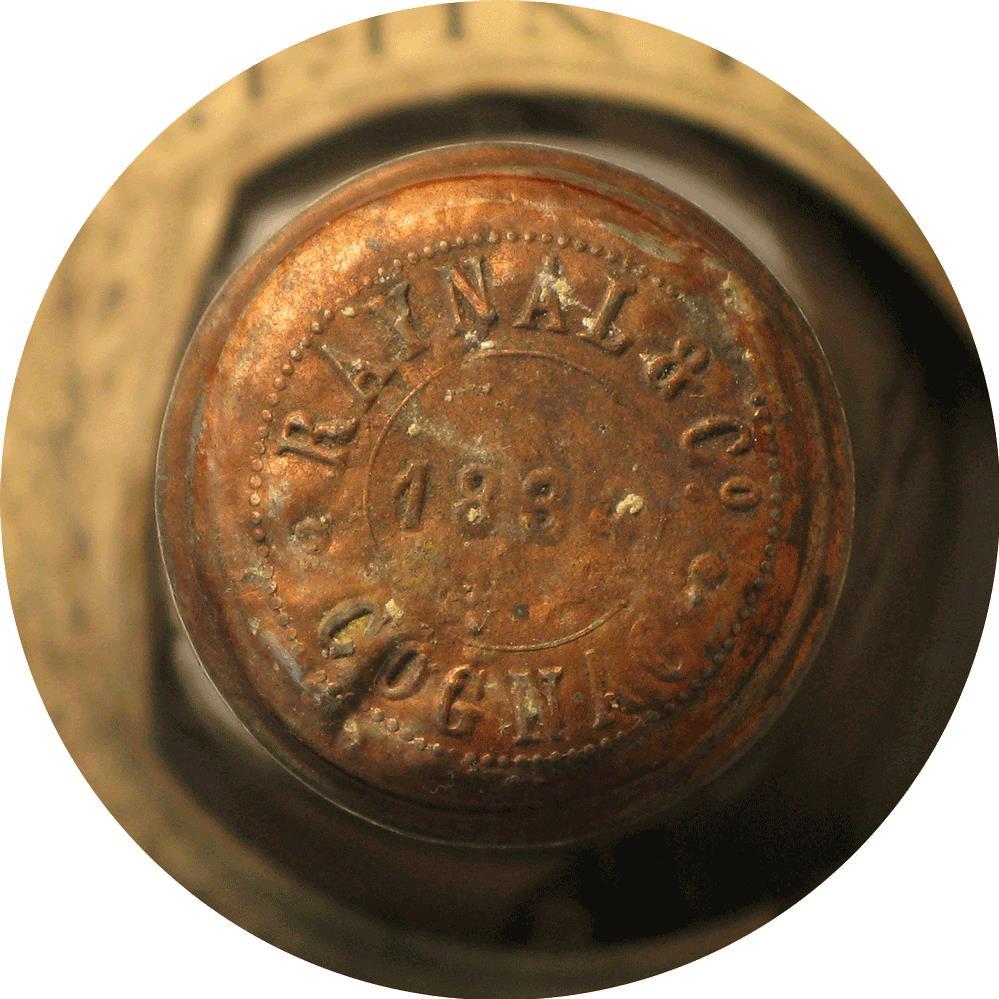 Cognac 1834 Saulnier Frères Fine Champagne