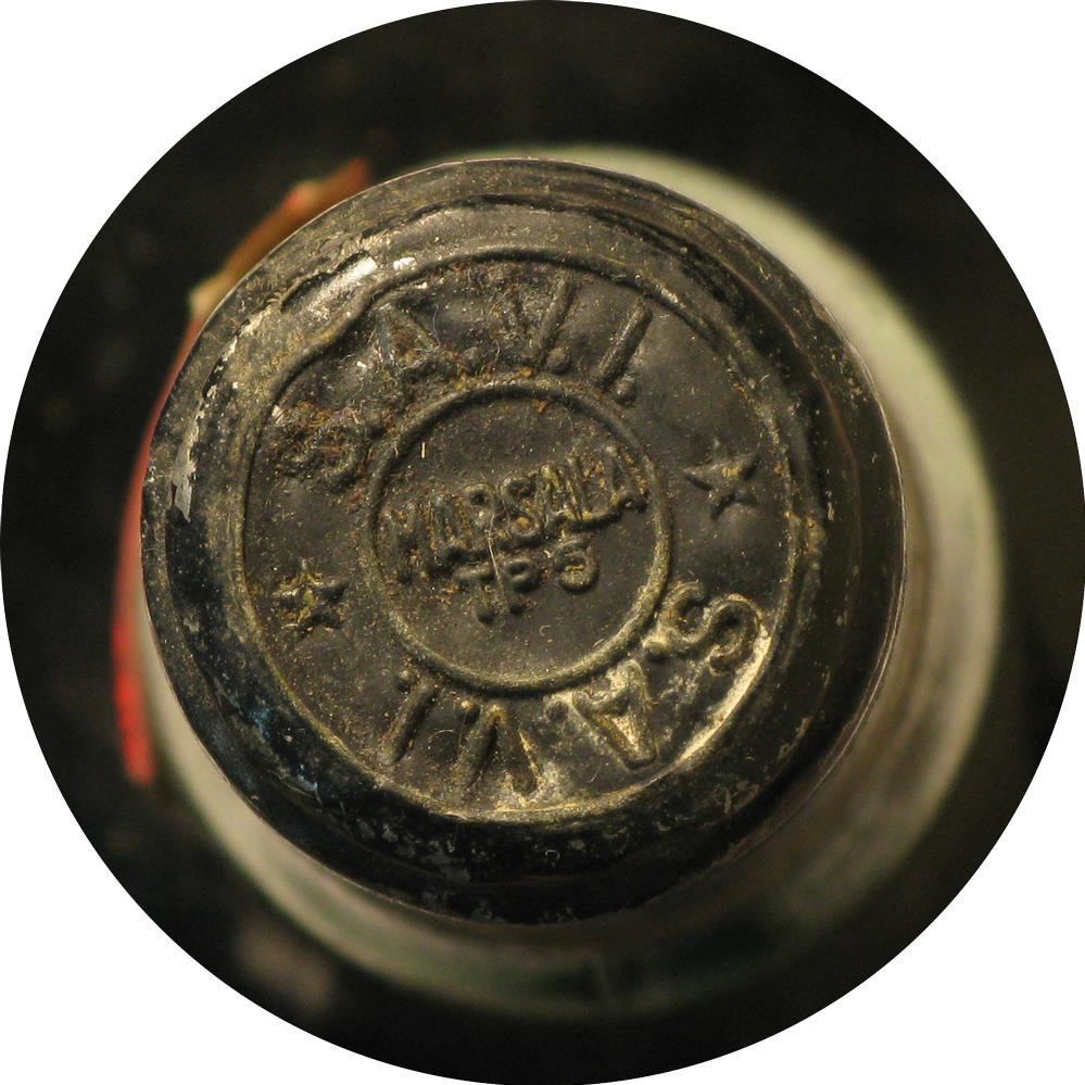 Marsala 1815 Woodhouse & Co
