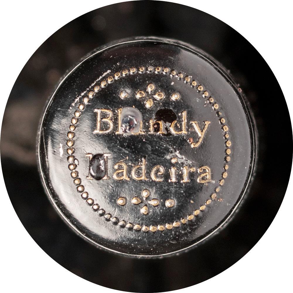 Madeira 1911 Blandys Bual
