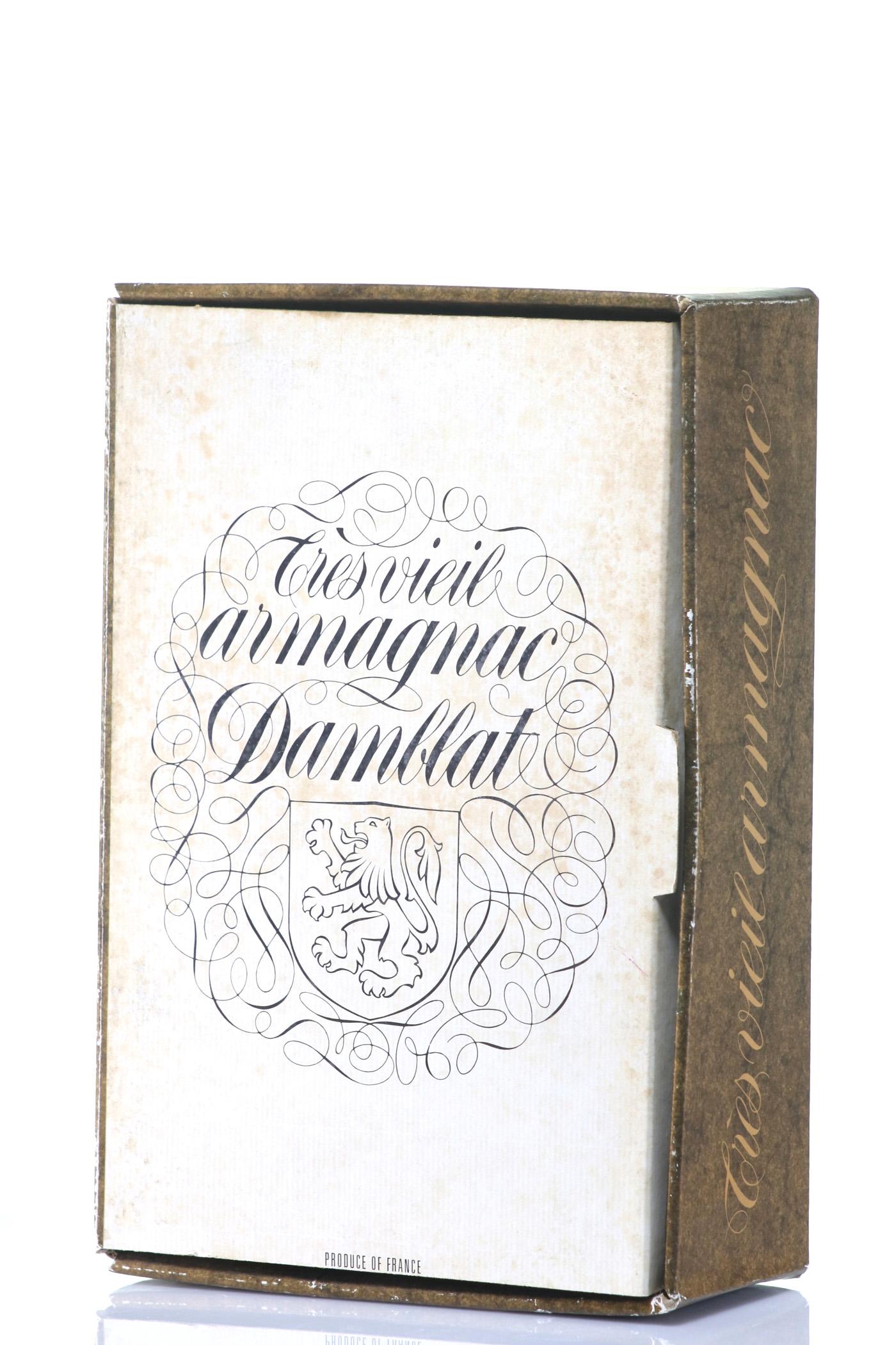 Armagnac 1896 Damblat
