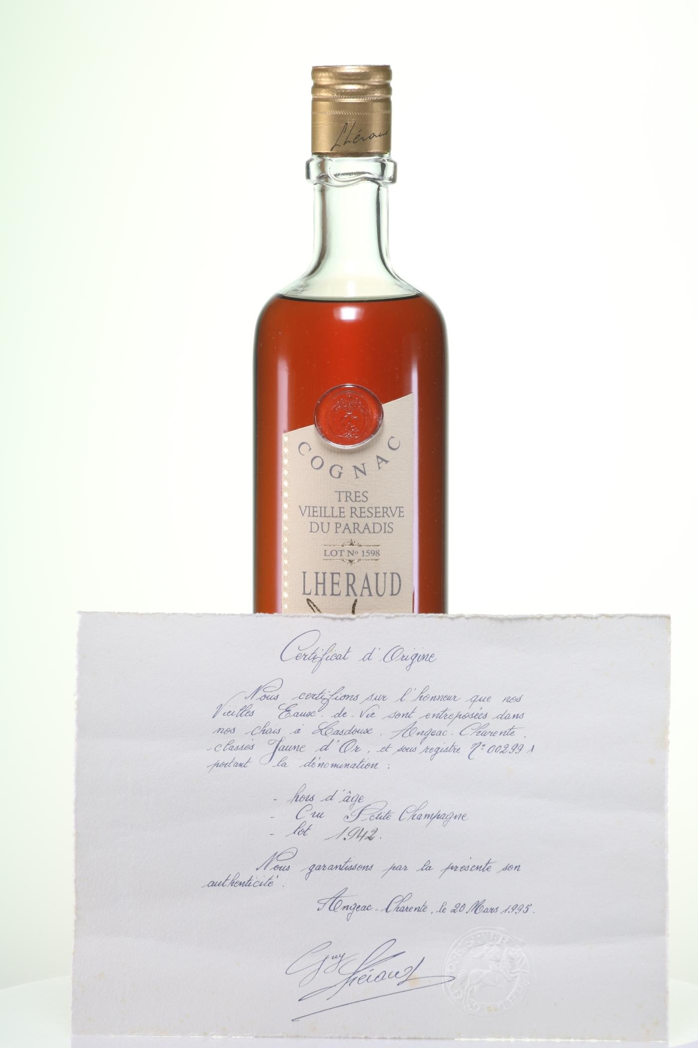 Cognac NV Lheraud