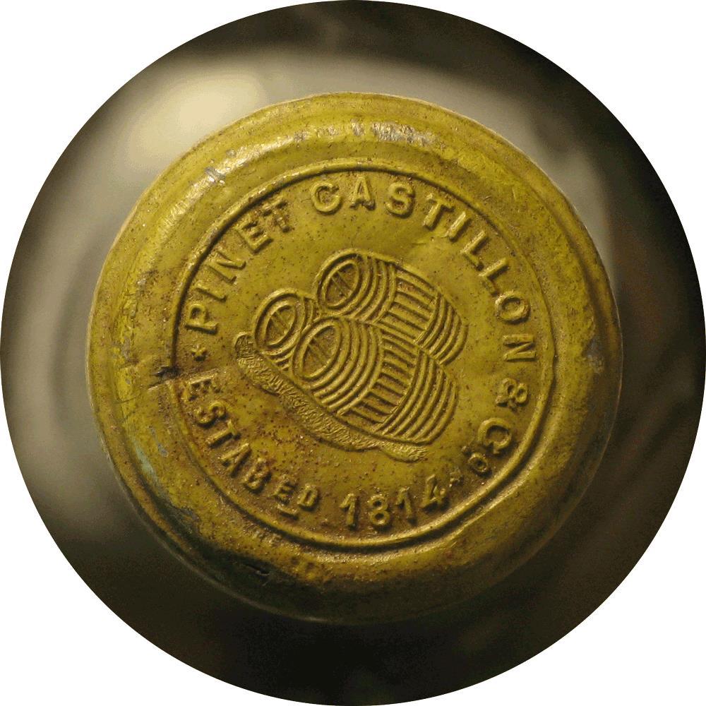 Cognac 1914 Pinet Castillon