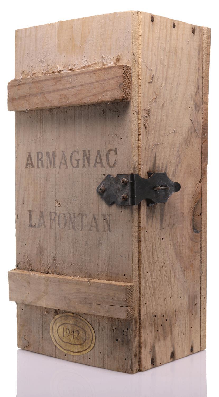 Armagnac 1942 Lafontan