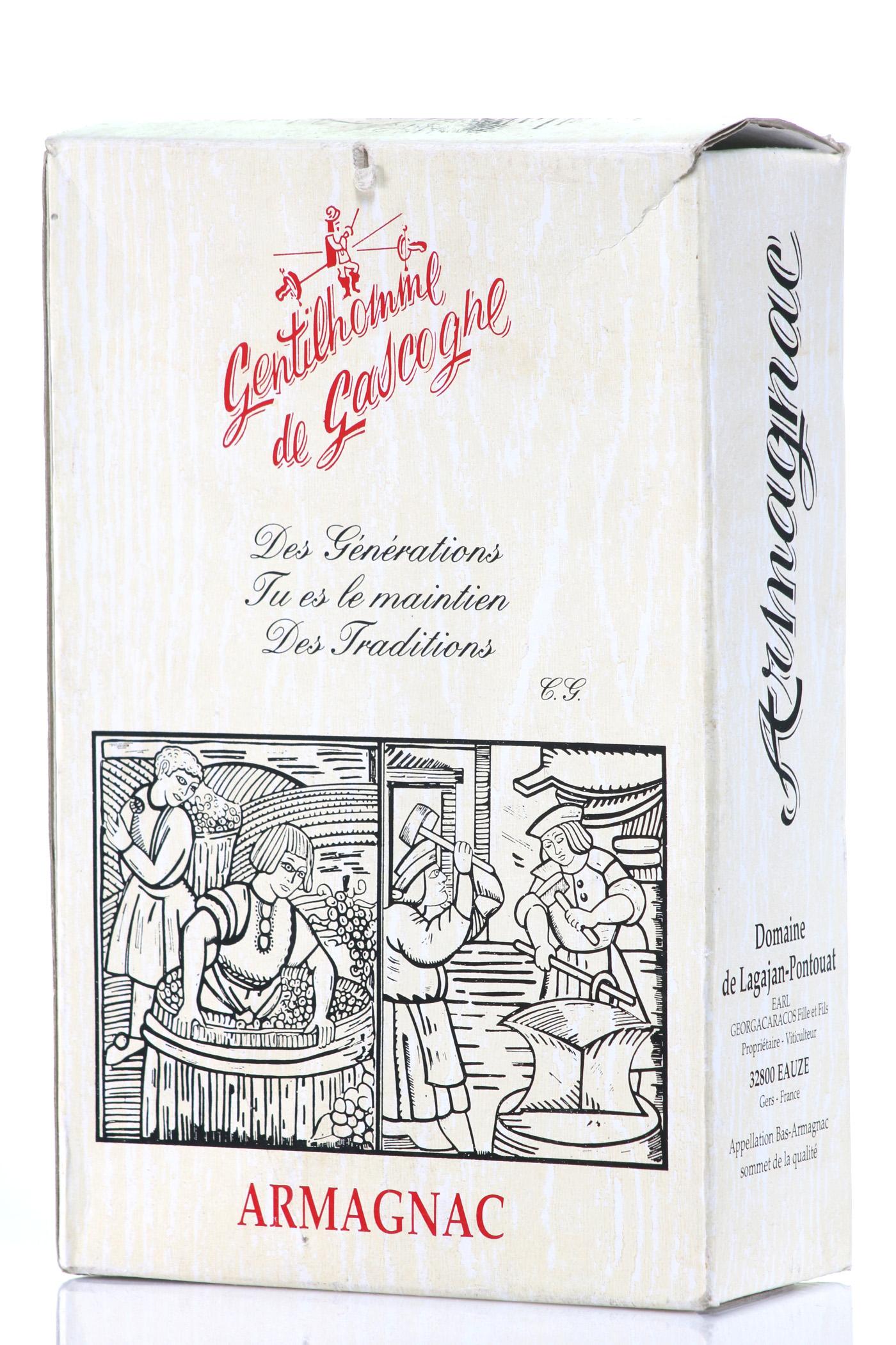 Armagnac 1983 Domaine de Lagajan-Pontouat