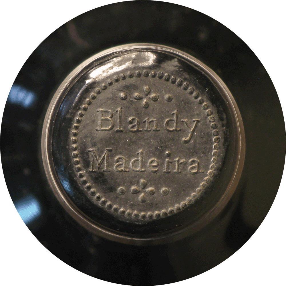 Madeira 1907 Blandys