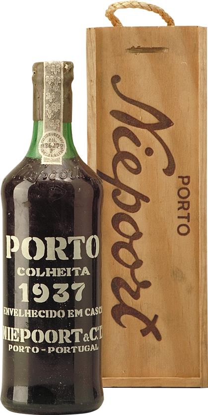 Port 1937 Niepoort & Co, Aged in cask (2521)