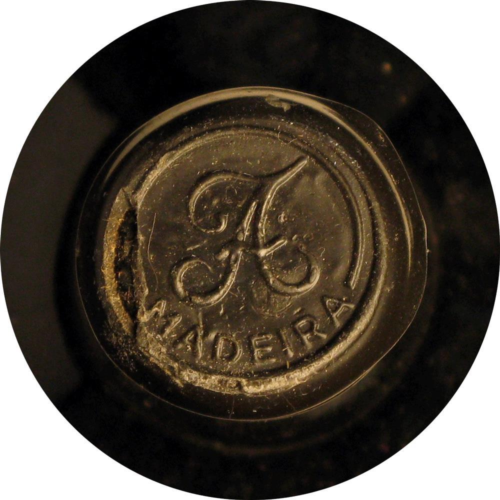 Madeira 1870 Cannavial Verdelho