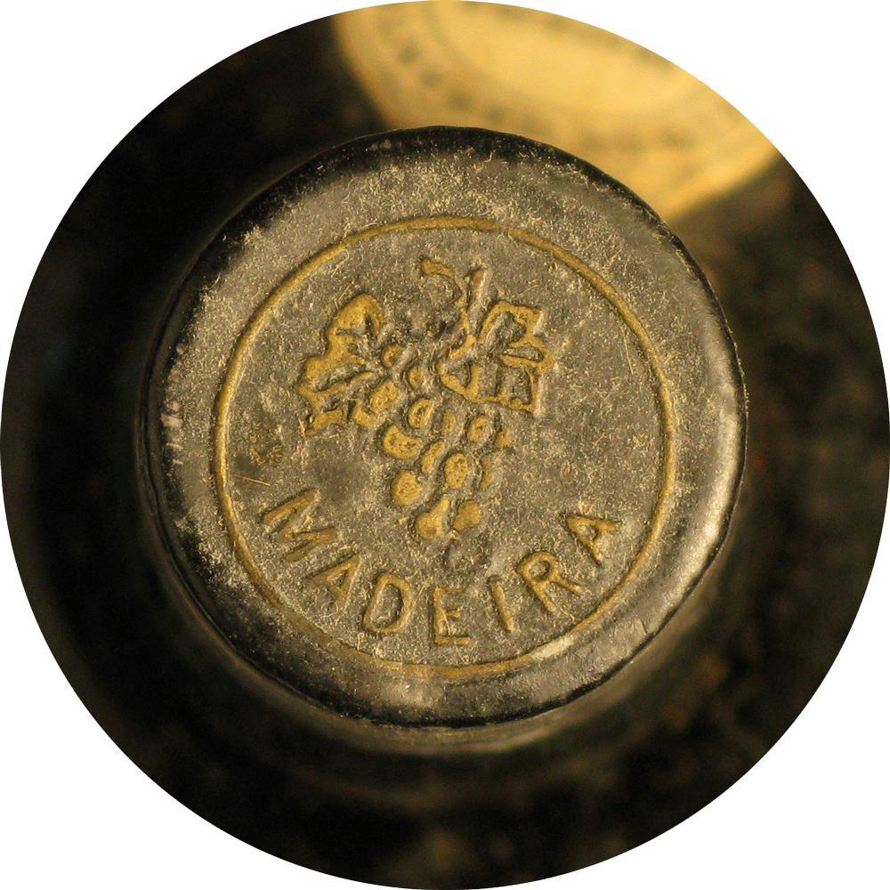 Madeira 1880 Companhia Vinicola Terrantez