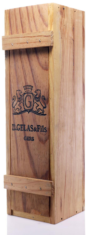 Armagnac 1962 Gelas & Fils B.