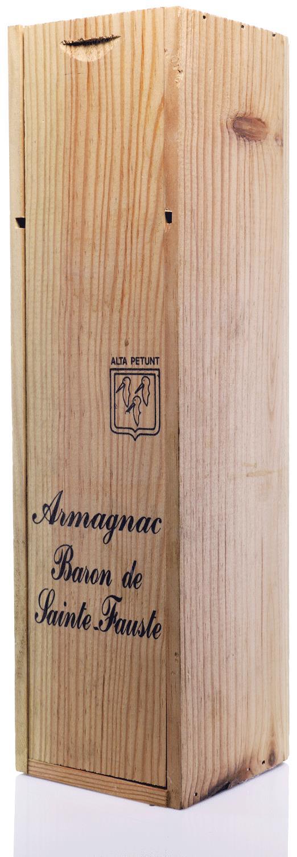 Armagnac 1970 Baron de Sainte-Fanste