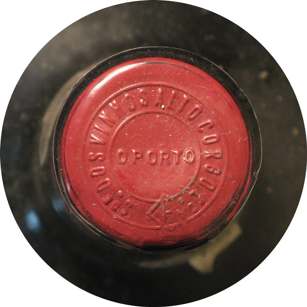 Port 1910 Sociedade dos Vinhos do Alto Corgo