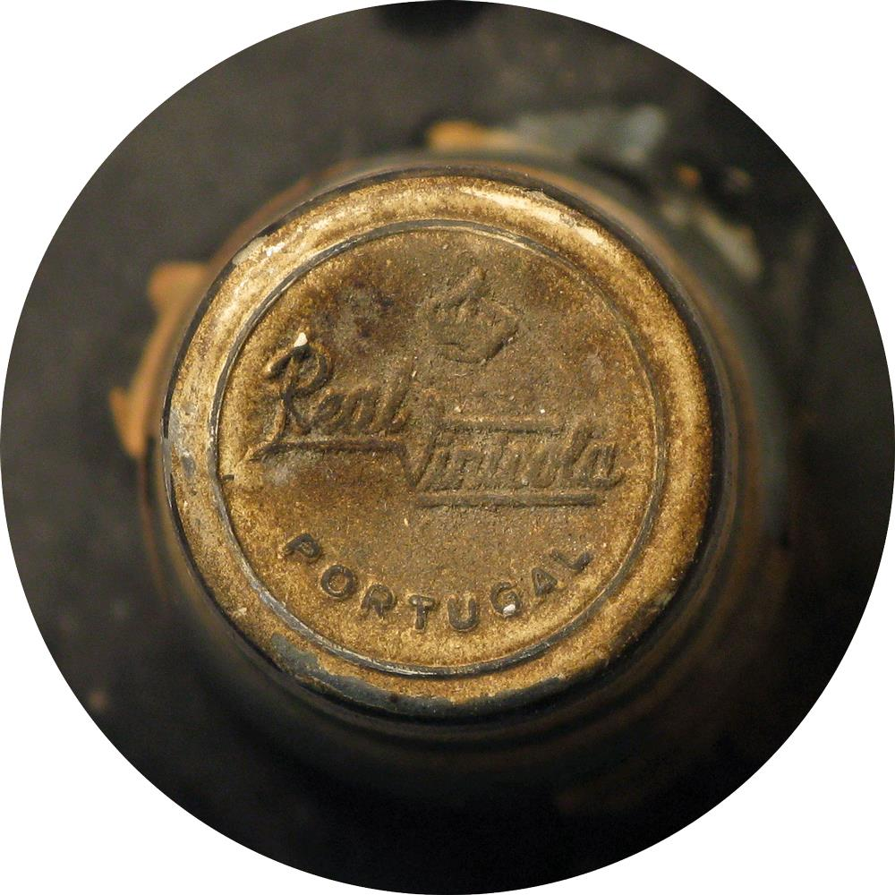 Port 1940 Real Companhia Vinicola