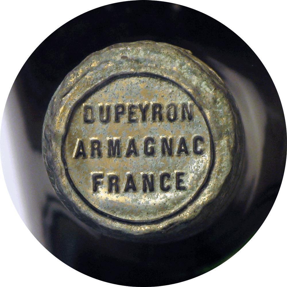 Armagnac 1934 Dupeyron J.